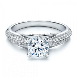 Solitário com Diamante de 50 Pontos / Referente a ... - Helder Joalheiros