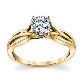 Solitário em Ouro 18k com Diamante de 30 Pontos - Helder Joalheiros