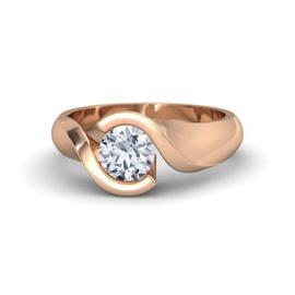 Solitário com Diamante de 40 Pontos - Helder Joalheiros