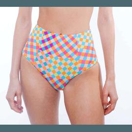 Calcinha Hot Pants Vichy