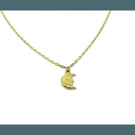 Tornozeleira em Ouro 18k Cartier Lua - Helder Joalheiros