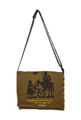 Bolsa Notebook Dom Quixote - Tertúlia Produtos Literários