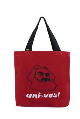 Bolsa Karl Marx Vermelha - Tertúlia Produtos Literários