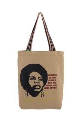 Bolsa Nina Simone - Amor - Tertúlia Produtos Literários