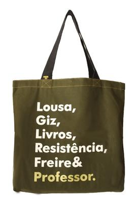Bolsa Freire Professor G Musgo - Tertúlia Produtos Literários