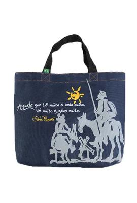 Book Bag Dom Quixote Marinho - Tertúlia Produtos Literários