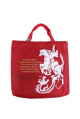 Book Bag Ogum Vermelha - Tertúlia Produtos Literários