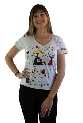 Babylook Miró Gelo - Tertúlia Produtos Literários