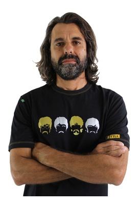 Camiseta Beatles Preta - Tertúlia Produtos Literários