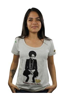 Babylook Nina Simone Liberdade Gelo - Tertúlia Produtos Literários