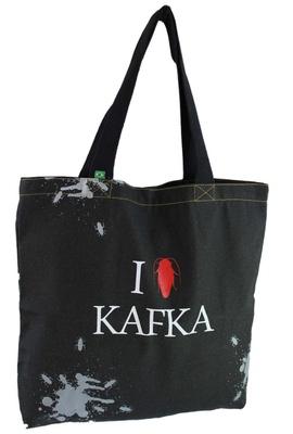 Bolsa Kafka Preta - Tertúlia Produtos Literários