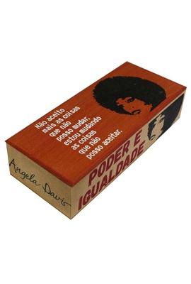 Caixa Bacana Angela Davis - Tertúlia Produtos Literários