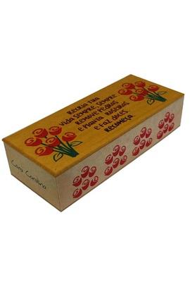 Caixa Bacana Cora Coralina - Tertúlia Produtos Literários
