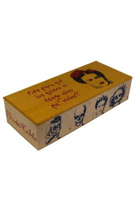 Caixa Bacana Frida Kahlo - Tertúlia Produtos Literários