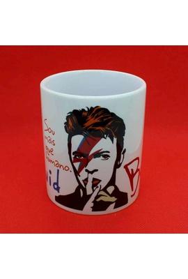 Caneca David Bowie - Tertúlia Produtos Literários