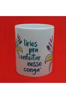 Caneca Oxum - Tertúlia Produtos Literários