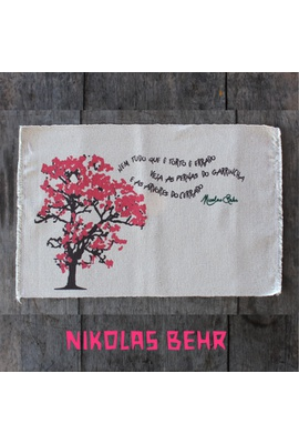 LUGAR NORDESTINO NICOLAS (IPÊ ROSA) - cru - Tertúlia Produtos Literários