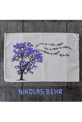 LUGAR NORDESTINO NICOLAS (IPÊ ROXO) - cru - Tertúlia Produtos Literários