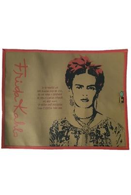 Lugar Americano Frida Kahlo Cru -Olhos - Tertúlia Produtos Literários