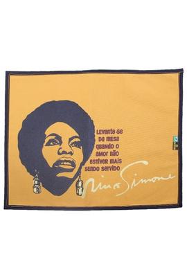 Lugar Americano Nina Simone Mostarda - Tertúlia Produtos Literários