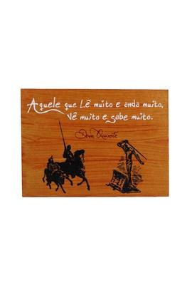 Quadrinho Dom Quixote Sabedoria - Tertúlia Produtos Literários
