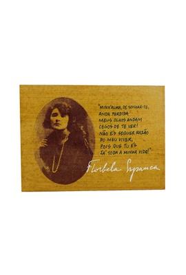 Quadrinho Florbela Espanca - Tertúlia Produtos Literários