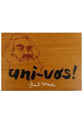 Quadrinho Karl Marx - Tertúlia Produtos Literários