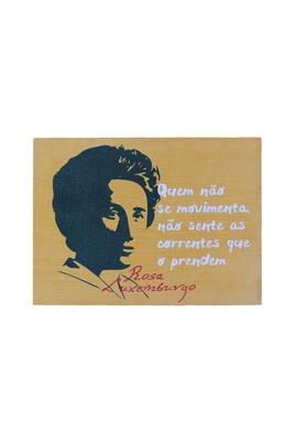 Quadrinho Rosa Luxemburgo - Tertúlia Produtos Literários