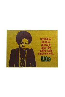 Quadrinho Nina Simone Amor - Tertúlia Produtos Literários