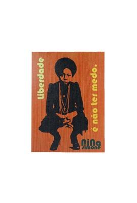 Quadrinho Nina Simone Liberdade - Tertúlia Produtos Literários