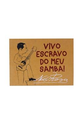 Quadrinho Noel Rosa Samba - Tertúlia Produtos Literários