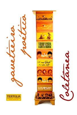 Gaveteiro Coletânea - 10 Gavetas - Tertúlia Produtos Literários