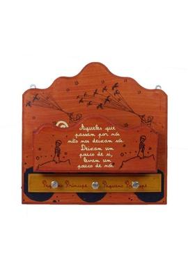 Porta-cartas Pequeno Príncipe - Tertúlia Produtos Literários
