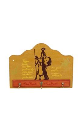 Porta-chaves Dom Quixote - Tertúlia Produtos Literários