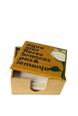 Porta-recados Iemanjá - Tertúlia Produtos Literários
