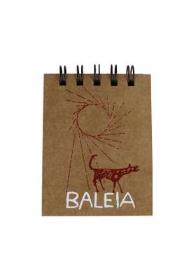 Bloquinho Graciliano Ramos Baleia - Tertúlia Produtos Literários