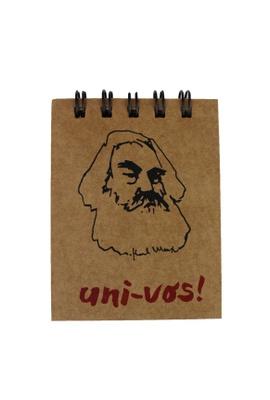 Bloquinho Karl Marx - Tertúlia Produtos Literários