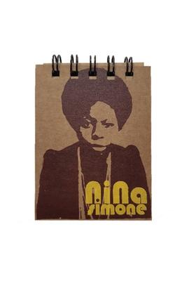 Bloquinho Nina Simone - Tertúlia Produtos Literários