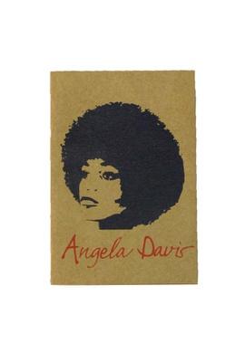 Cartão Angela Davis - Tertúlia Produtos Literários