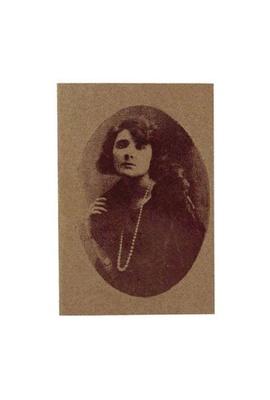 Cartão Florbela Espanca - Tertúlia Produtos Literários