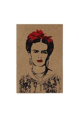 Cartão Frida Kahlo - Tertúlia Produtos Literários