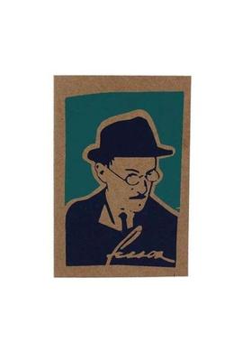 Cartão Fernando Pessoa - Tertúlia Produtos Literários