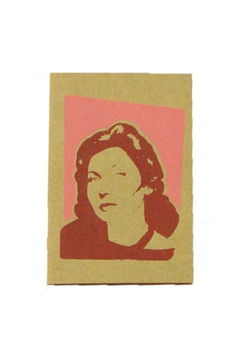 Cartão Clarice Liberdade - Tertúlia Produtos Literários