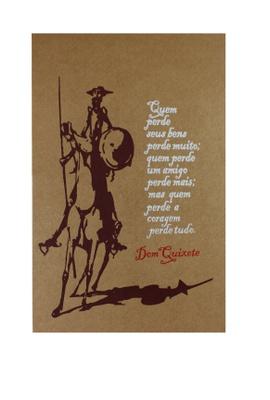Cartaz Dom Quixote - Tertúlia Produtos Literários