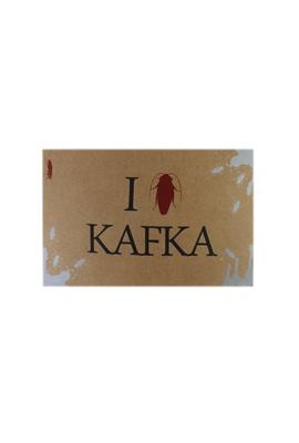 Cartaz Kafka - Tertúlia Produtos Literários