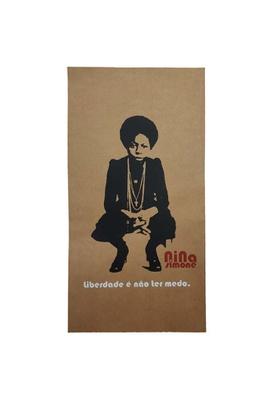 Cartaz Nina Simone - Tertúlia Produtos Literários