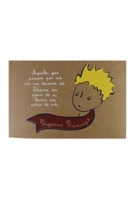 Cartaz Pequeno Príncipe - Tertúlia Produtos Literários