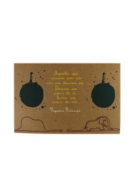 Cartaz Pequeno Príncipe Planeta - Tertúlia Produtos Literários