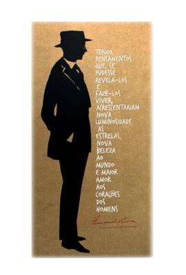 Cartaz Pessoa - Tertúlia Produtos Literários