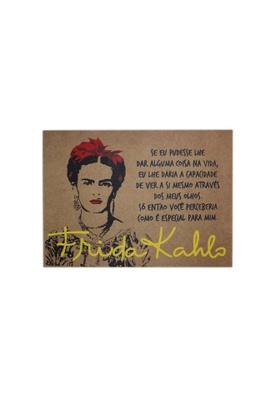 Lâmina Frida Kahlo Olhos - Tertúlia Produtos Literários